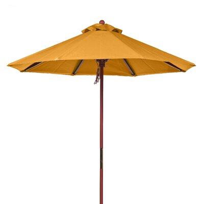 7.5 Market Umbrella Fabric: Orange