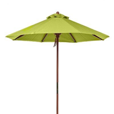 7.5 Market Umbrella Fabric: Pistachio