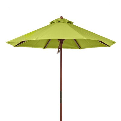 9 Market Umbrella Fabric: Pistachio