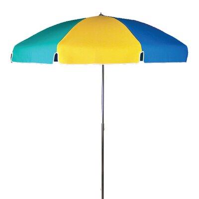 7.5 Drape Umbrella Fabric: Beach Ball