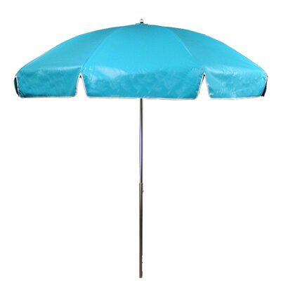 7.5 Drape Umbrella Fabric: Turquoise