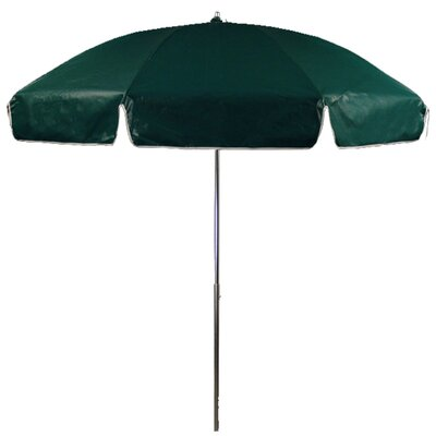 7.5 Drape Umbrella Fabric: Forest Green