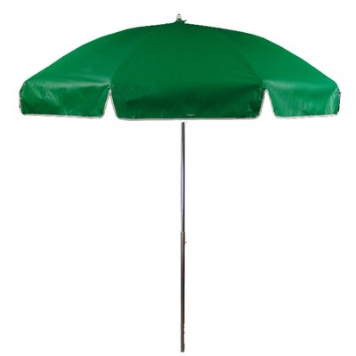 7.5 Drape Umbrella Fabric: Kelly Green