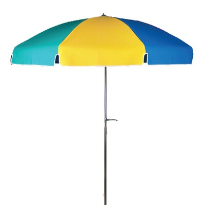 7.5 Drape Umbrella Fabric: Beach Ball