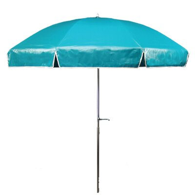 7.5 Drape Umbrella Fabric: Teal