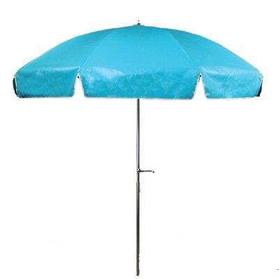 7.5 Drape Umbrella Fabric: Turquoise
