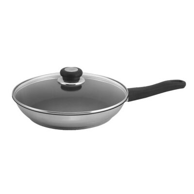 Fry Pan With Excalibur Coating Size-10-in.