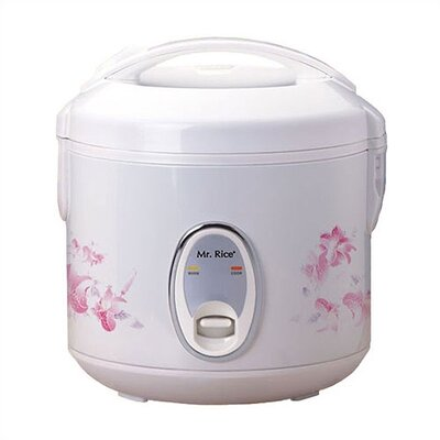 Mr. Rice Rice Cooker Size: 6 Cup SC-1201P