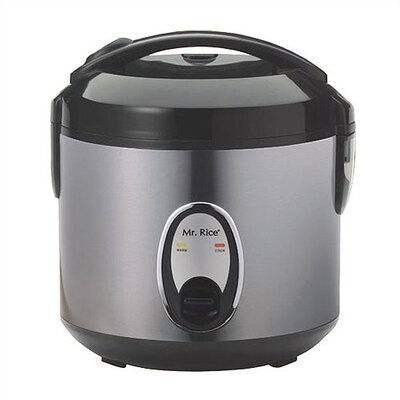 Mr. Rice Rice Cooker Size: 6 Cup SC-1201S