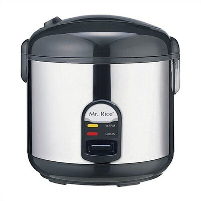 Mr. Rice Rice Cooker Size: 10 Cup SC-1812S