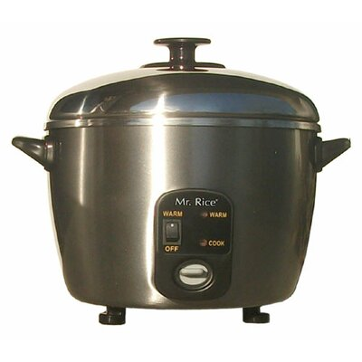 10 Cup Rice Cooker and Steamer SC-889