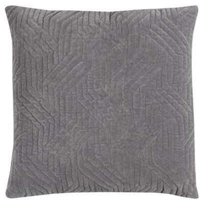 Moorefield Pillow Cover with Hidden Zipper