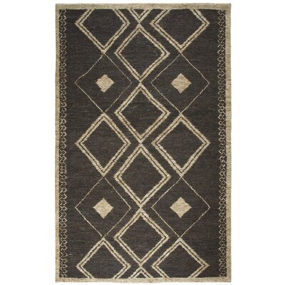 Whittier Hand-Woven Brown Area Rug Size: Runner 26 x 8