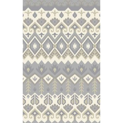 Bolding Hand-Tufted Natural Area Rug Rug Size: Rectangle 5 x 8