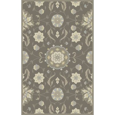 Polen Hand-Tufted Coco Area Rug Rug Size: Rectangle 5 x 8