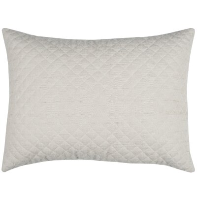 Donny Osmond Home Breeze on By Sham Size: Standard, Color: Natural