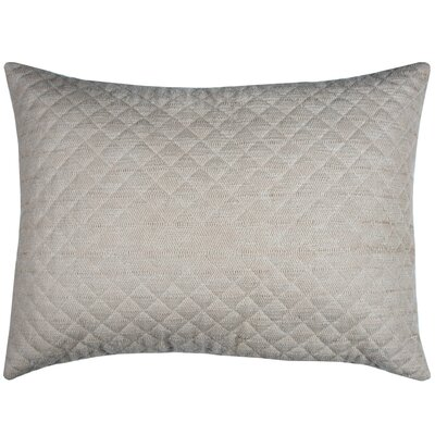 Donny Osmond Home Breeze on By Sham Size: King, Color: Taupe