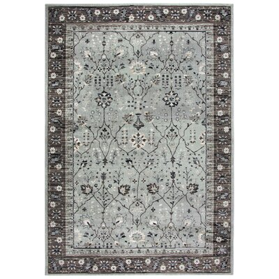 Adkisson Sage Green Area Rug Rug Size: Rectangle 910 x 126