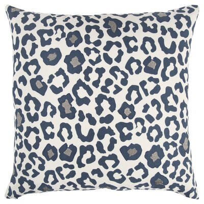 Dukinfield 100% Cotton Square Throw Pillow