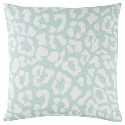 Honoria Embroidered 100% Cotton Throw Pillow