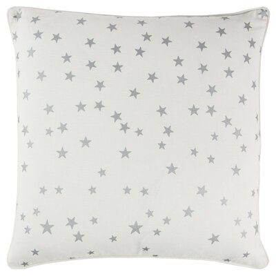Juno 100% Cotton Square Throw Pillow