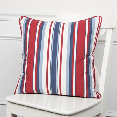 Ardmore 100% Cotton Square Throw Pillow