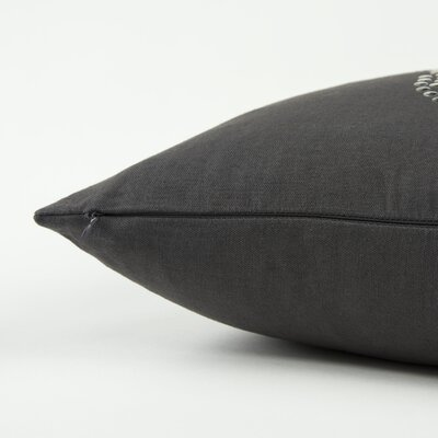 Tymere 100% Cotton Throw Pillow