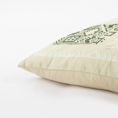 Tree 100% Cotton Throw Pillow