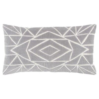 Galasso Decorative 100% Cotton Lumbar Pillow