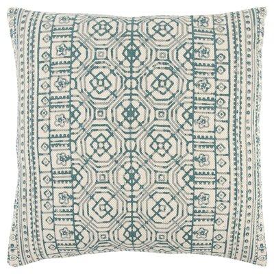Chaplin Decorative 100% Cotton Throw Pillow