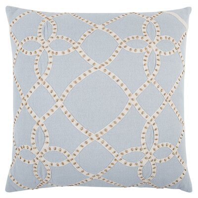 Raymond Decorative 100% Cotton Throw Pillow
