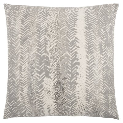 Adal Decorative 100% Cotton Throw Pillow