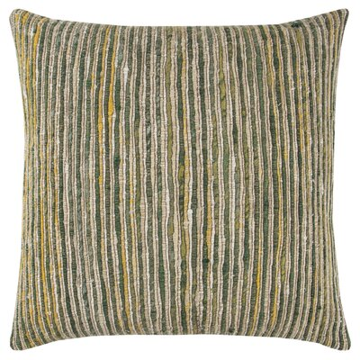 Del Rey Oaks Decorative 100% Cotton Throw Pillow Color: Multi/Brown