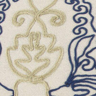North Andover Decorative 100% Cotton Lumbar Pillow