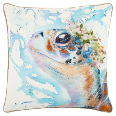 Firth Decorative 100% Cotton Throw Pillow