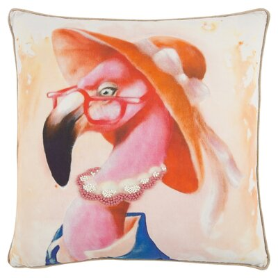Creekwood Decorative 100% Cotton Throw Pillow
