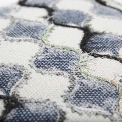 Eichorn Decorative 100% Cotton Throw Pillow