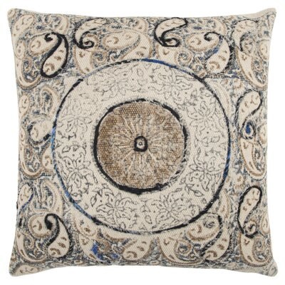 Del Rio Decorative 100% Cotton Throw Pillow