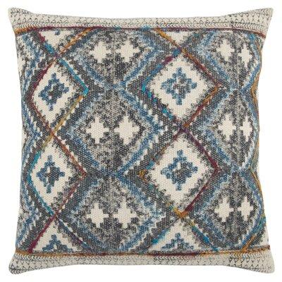 Alaca Decorative 100% Cotton Throw Pillow