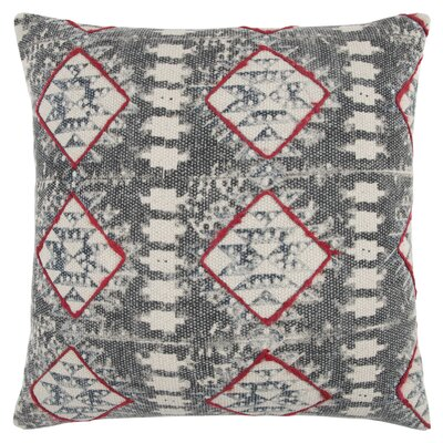 Acarlar Decorative 100% Cotton Throw Pillow
