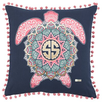 Finneran Decorative 100% Cotton Throw Pillow