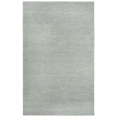 Phan Hand-Tufted Wool Gray Area Rug Rug Size: Rectangle�10 x 13