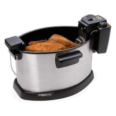 4.2 Liter Electric Turkey Deep Fryer 05487