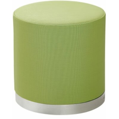 Marshmallow-BRC Seating Round Ottoman with Cushion (Set of 4)