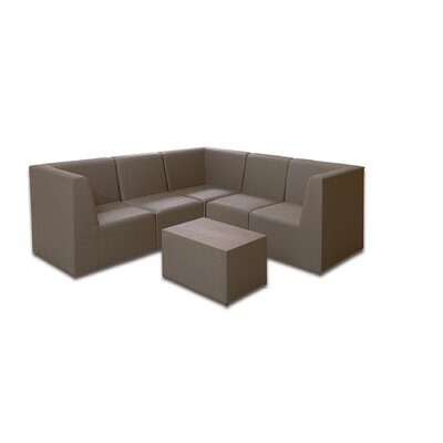 New Port Sectional with Cushions
