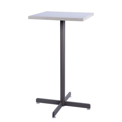 Duratop Bar Table Table Size: 24 L x 24 W
