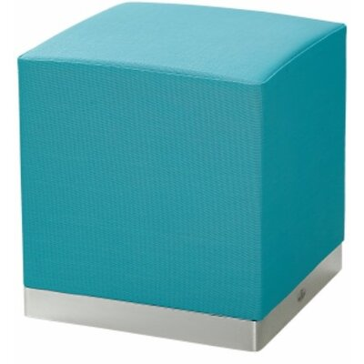 Marshmallow-BRC Seating Square Ottoman with Cushion (Set of 4)