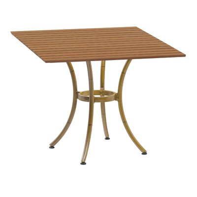 Dining Table Table Size: 30 L x 24 W