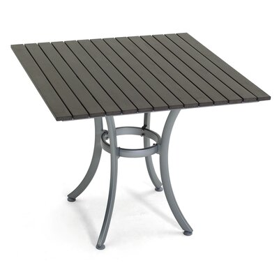 Dining Table Table Size: 30 L x 30 W