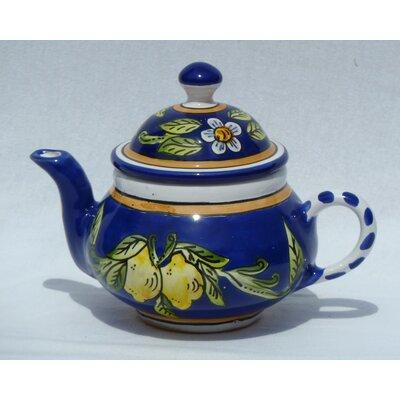 Le Souk Ceramique Citronique Design Teapot